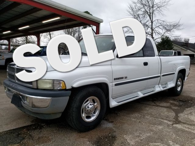 2000 Dodge Ram 2500 slt Houston, Mississippi