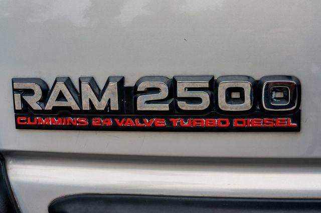 2000 Dodge Ram 2500 DIESEL 4X4 Reseda, CA 45