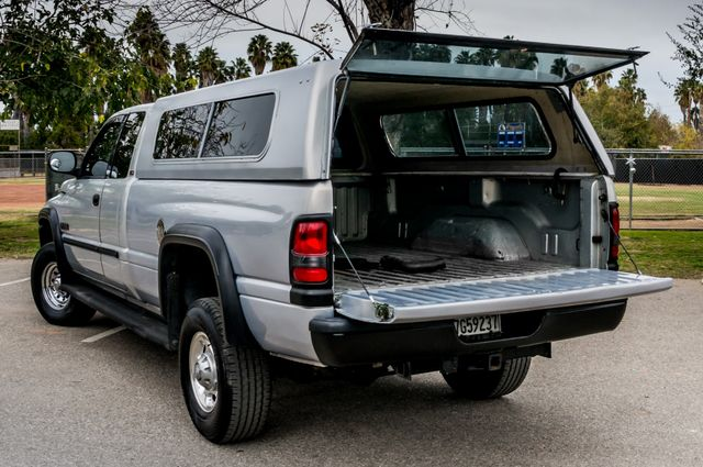 2000 Dodge Ram 2500 DIESEL 4X4 Reseda, CA 7