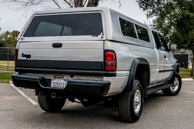2000 Dodge Ram 2500 DIESEL 4X4 Reseda, CA 19