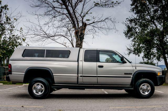 2000 Dodge Ram 2500 DIESEL 4X4 Reseda, CA 16