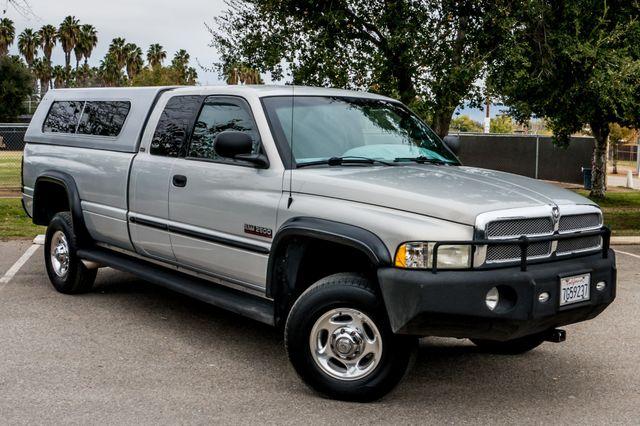 2000 Dodge Ram 2500 DIESEL 4X4 Reseda, CA 46