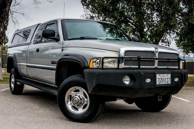 2000 Dodge Ram 2500 DIESEL 4X4 Reseda, CA 40