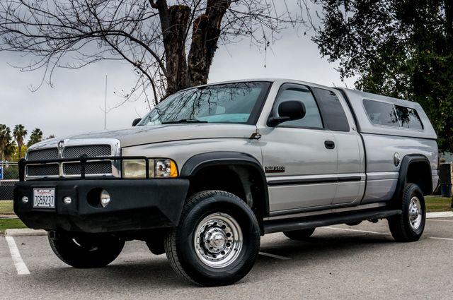 2000 Dodge Ram 2500 DIESEL 4X4 Reseda, CA 1