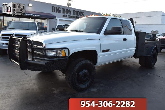 2000 Dodge Ram 3500 SLT Laramie in FORT LAUDERDALE, FL 33309