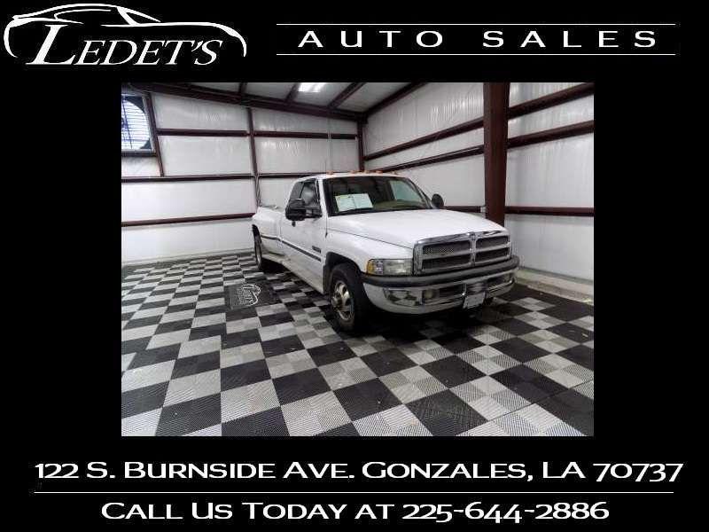 2000 Dodge Ram 3500 DUALLY - Ledet's Auto Sales Gonzales_state_zip in Gonzales Louisiana