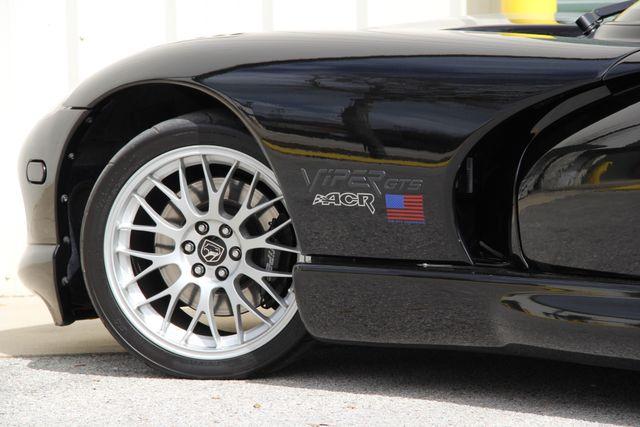 2000 Dodge Viper GTS ACR Jacksonville , FL 3