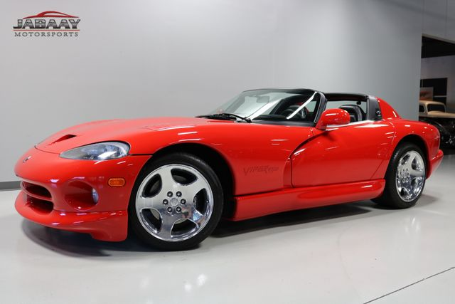 2000 Dodge Viper RT/10 Merrillville, Indiana 0