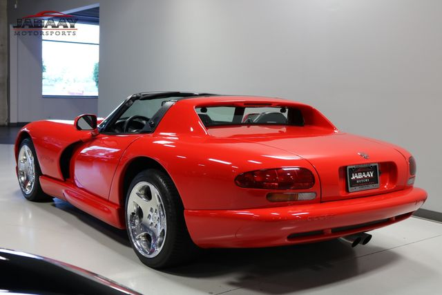 2000 Dodge Viper RT/10 Merrillville, Indiana 2
