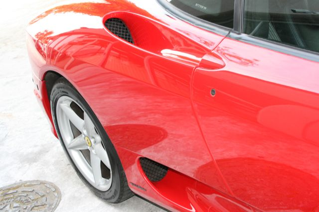 2000 Ferrari 360 Modena F1 Houston, Texas 11