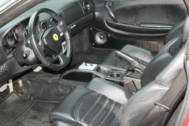 2000 Ferrari 360 Modena F1 Houston, Texas 12