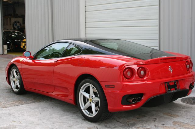 2000 Ferrari 360 Modena F1 Houston, Texas 5