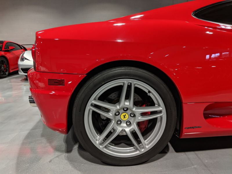 2000 Ferrari 360 MODENA  Lake Forest IL  Executive Motor Carz  in Lake Forest, IL