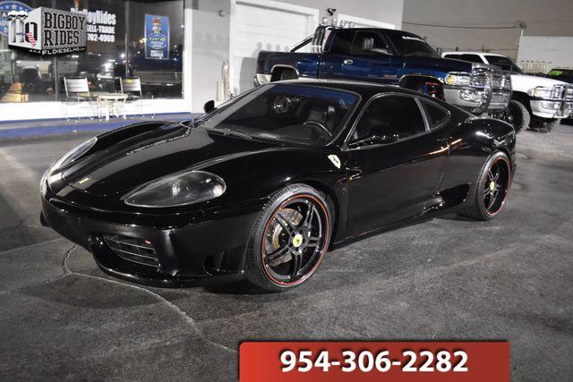2000 Ferrari 360 Modena 360 6 Speed