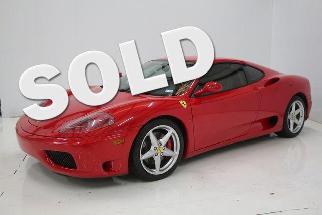 2000 Ferrari 360 MODENA MODENA Houston, Texas 0