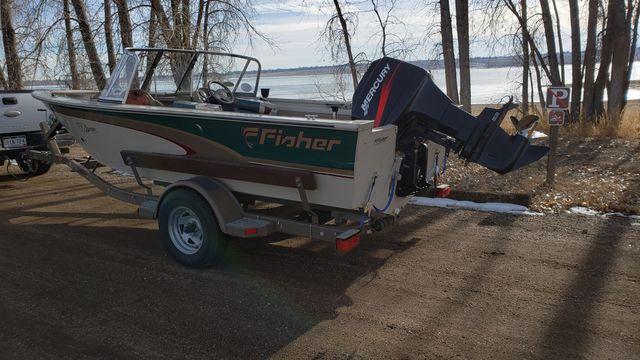 2000 Fisher 17 Avenger Sport Erie, Colorado 2