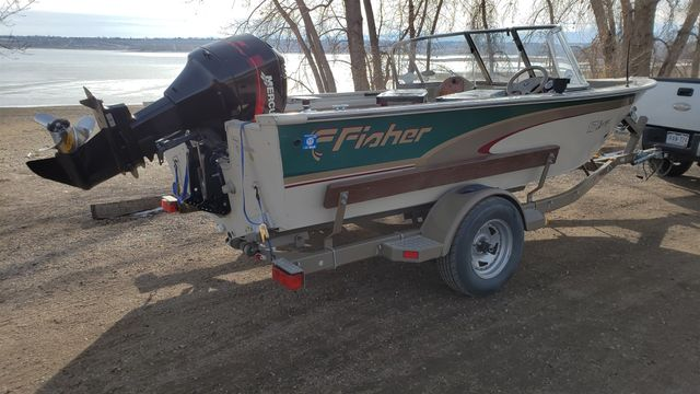 2000 Fisher 17 Avenger Sport Erie, Colorado 6