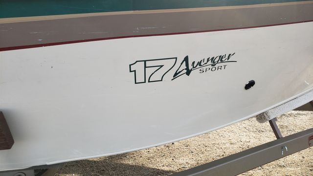 2000 Fisher 17 Avenger Sport Erie, Colorado 7