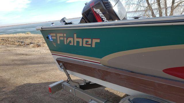 2000 Fisher 17 Avenger Sport Erie, Colorado 8