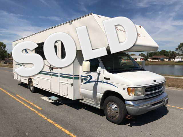 2000 Ford-C Class Rv!! Mint!! Loaded! SLEEPS 4! NON SMOKER! 2 OWNER! E450 Knoxville, Tennessee