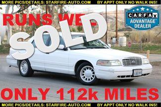 2000 Ford Crown Victoria LX Santa Clarita, CA