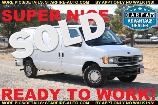 2000 Ford Econoline Cargo Van Santa Clarita, CA