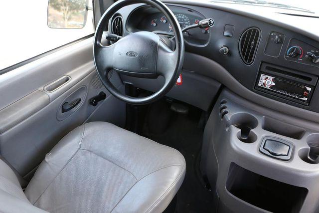 2000 Ford Econoline Cargo Van Santa Clarita, CA 8