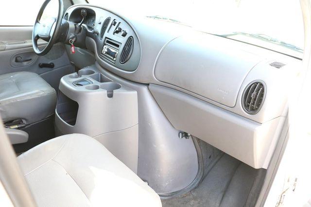 2000 Ford Econoline Cargo Van Santa Clarita, CA 14