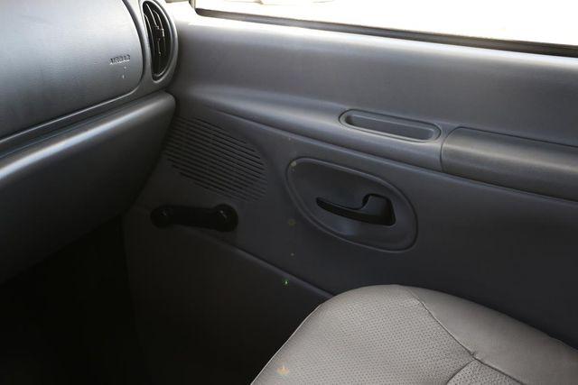 2000 Ford Econoline Cargo Van Santa Clarita, CA 20