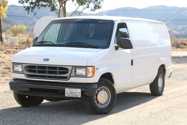 2000 Ford Econoline Cargo Van Santa Clarita, CA 4