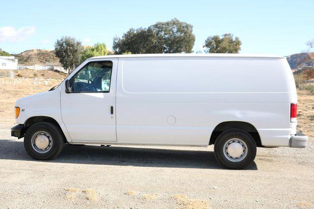 2000 Ford Econoline Cargo Van Santa Clarita, CA 11