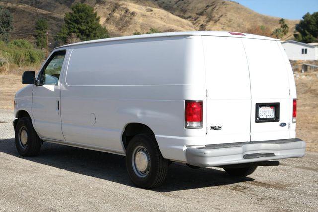2000 Ford Econoline Cargo Van Santa Clarita, CA 5