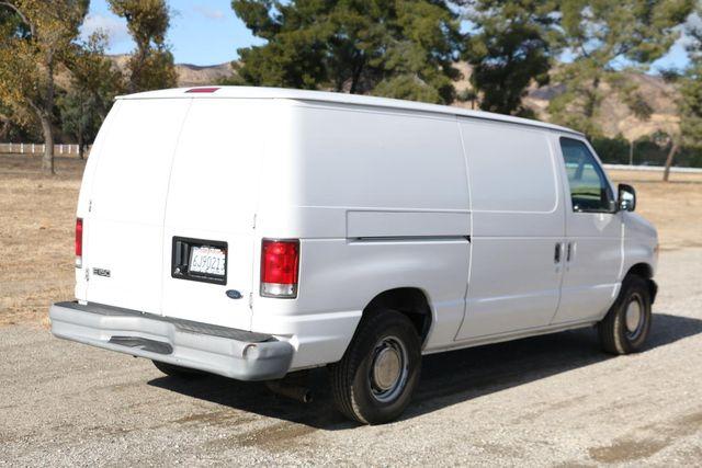 2000 Ford Econoline Cargo Van Santa Clarita, CA 6