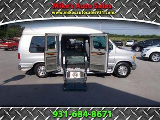 2000 Ford Econoline Cargo Van Recreational Shelbyville, TN