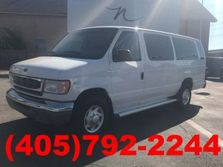 2000 Ford Econoline Wagon XL in Oklahoma City OK