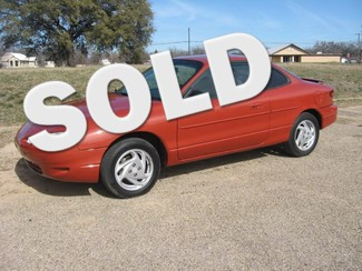 2000 Ford Escort ZX2 in Cleburne, TX 76033