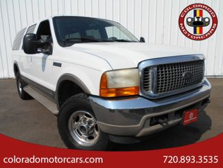 2000 Ford Excursion Limited in Englewood, CO 80110
