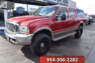 2000 Ford Excursion Limited in FORT LAUDERDALE FL, 33309