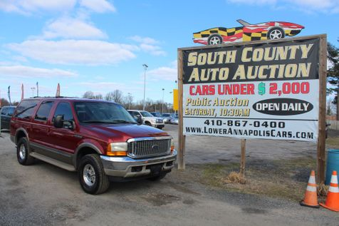 2000 Ford Excursion Limited in Harwood, MD