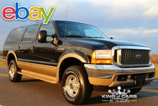 2000 Ford Excursion Limited 7.3L DIESEL 54K ACTUAL MILES 1-OWNER 4X4 in Woodbury, New Jersey 08096