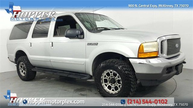 2000 Ford Excursion XLT in McKinney, Texas 75070