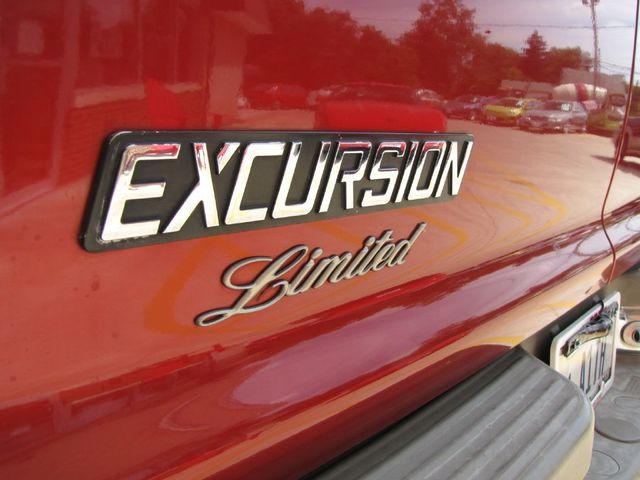 2000 Ford Excursion Limited in Medina OHIO, 44256