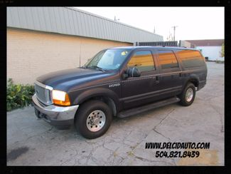 2000 Ford Excursion XLT, 1-Owner! Low Miles! Clean CarFax! in New Orleans Louisiana, 70119