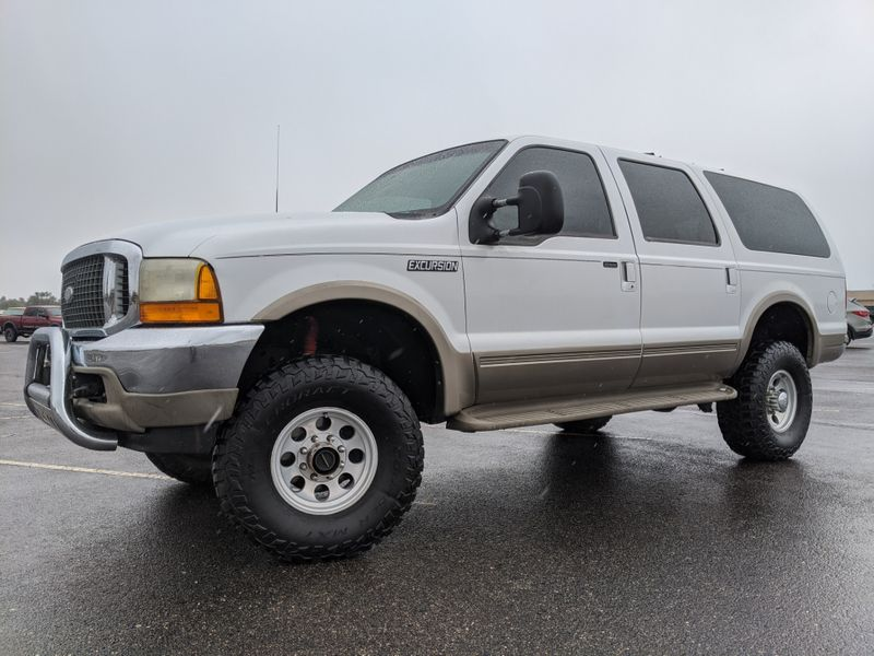 2000 Ford Excursion 4X4 Limited  Fultons Used Cars Inc  in , Colorado