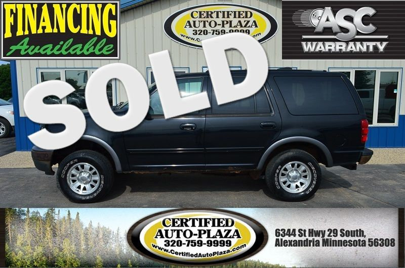 2000 Ford Expedition XLT in Alexandria Minnesota
