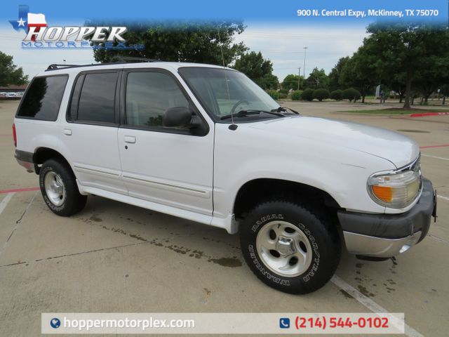 2000 Ford Explorer XLT