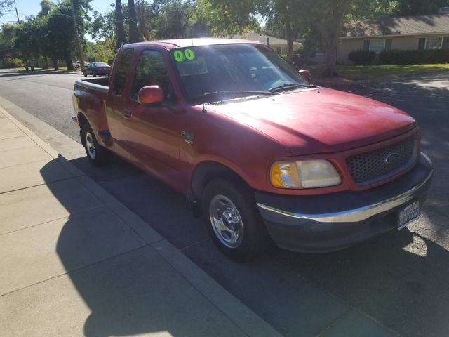 2000 Ford F-150 XL Chico, CA 8