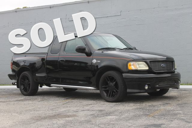 2000 Ford F-150 Harley-Davidson Hollywood, Florida