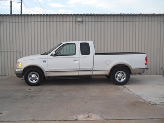 2000 Ford F-150 Lariat in Houston, Texas 77025