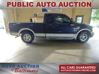 2000 Ford F-150  | JOPPA, MD | Auto Auction of Baltimore  in Joppa MD